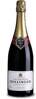 Bollinger Champagne Brut Special Cuvee